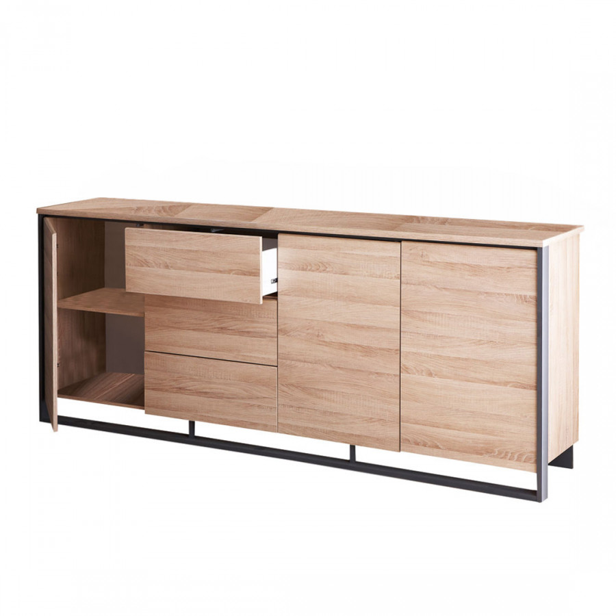 sideboard von california bei home24 kaufen home24. Black Bedroom Furniture Sets. Home Design Ideas