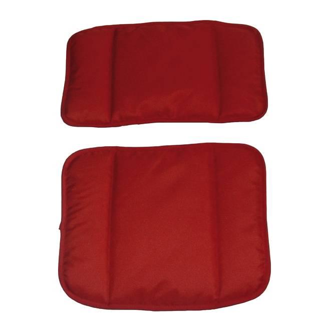 r ducteur de si ge pour chaise haute pliante roba et marche joker rouge. Black Bedroom Furniture Sets. Home Design Ideas