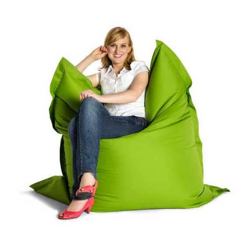 sitzsack the bull webstoff gr n home24. Black Bedroom Furniture Sets. Home Design Ideas