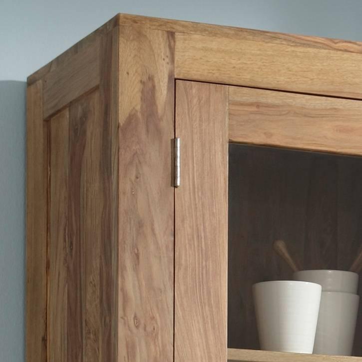 jetzt bei home24 standvitrine von wolf m bel home24. Black Bedroom Furniture Sets. Home Design Ideas