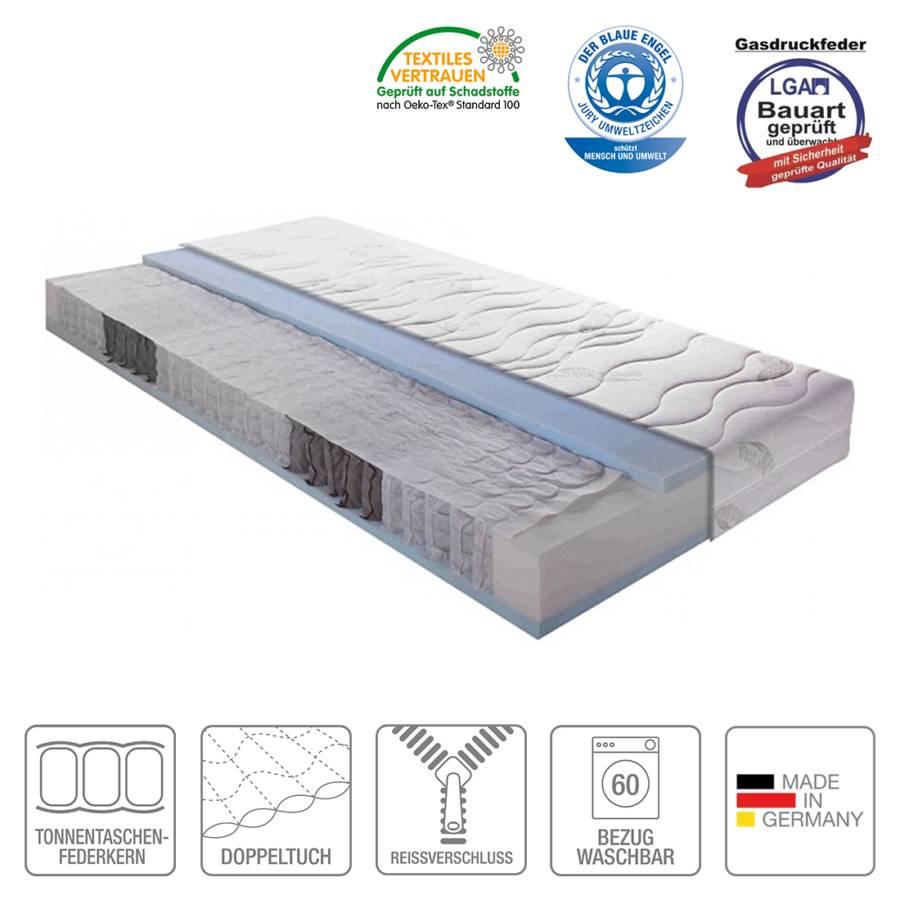 breckle matratze mit 5 komfortzonen bei home24. Black Bedroom Furniture Sets. Home Design Ideas