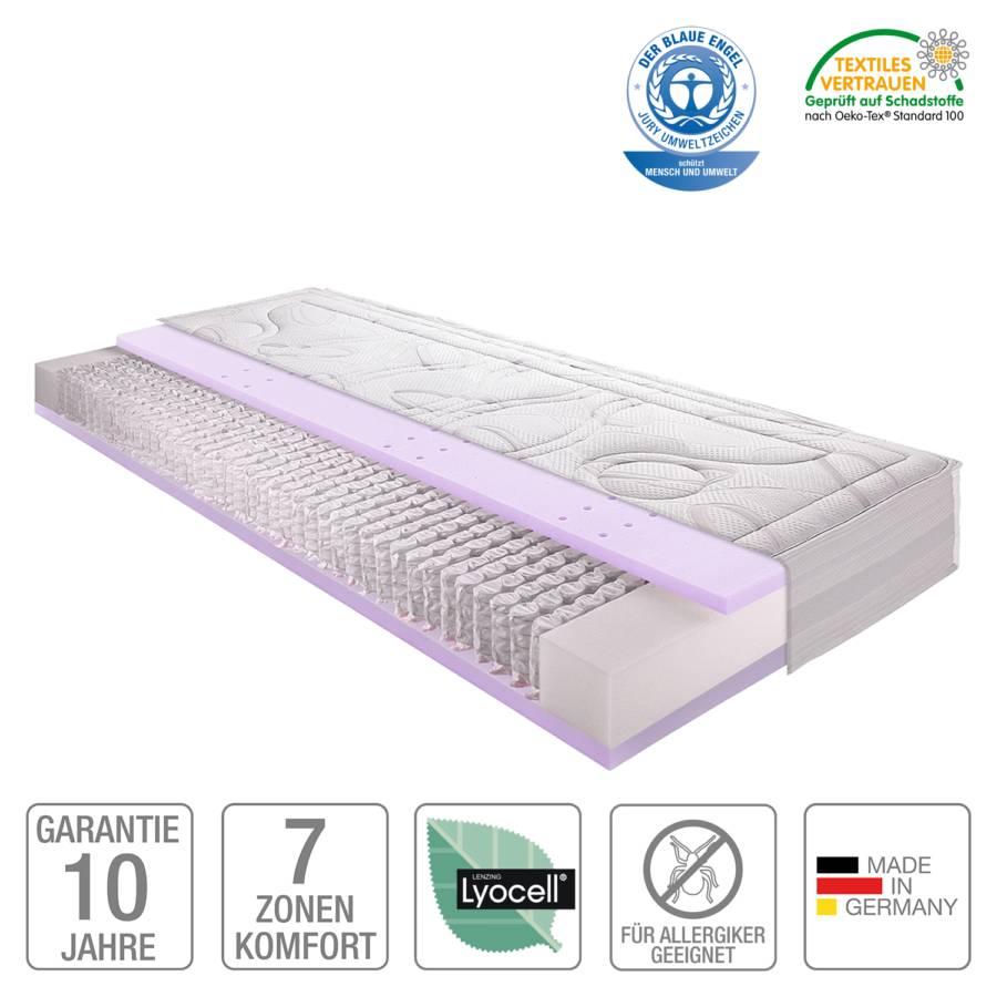 7 zonen micro taschenfederkern gel matratze online kaufen home24. Black Bedroom Furniture Sets. Home Design Ideas