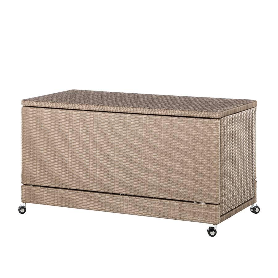 auflagenbox rattanesco puca polyrattan braun home24. Black Bedroom Furniture Sets. Home Design Ideas