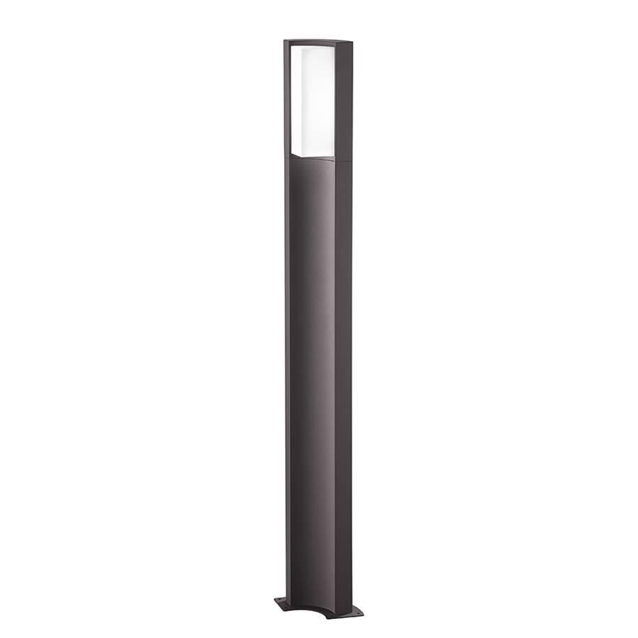 borne lumineuse ext rieure suez anthracite 1 x 6 watts. Black Bedroom Furniture Sets. Home Design Ideas