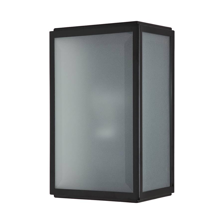 Luminaire d 39 ext rieur homefield bronze 1 ampoule for Luminaire d exterieur