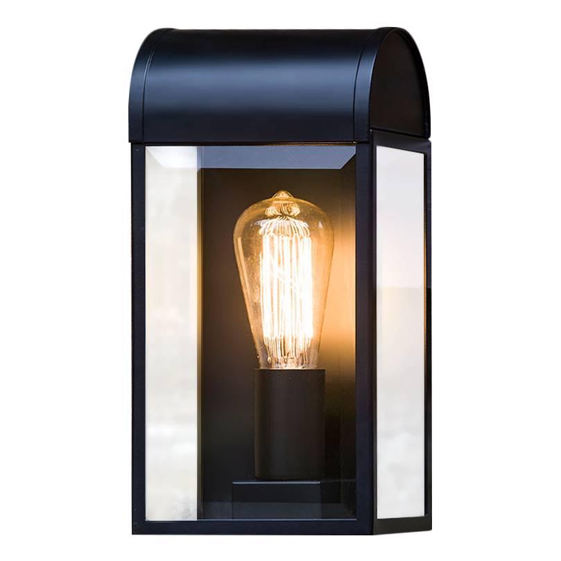 Luminaire d 39 ext rieur newbury 1 ampoule acier inoxydable for Luminaires d exterieur