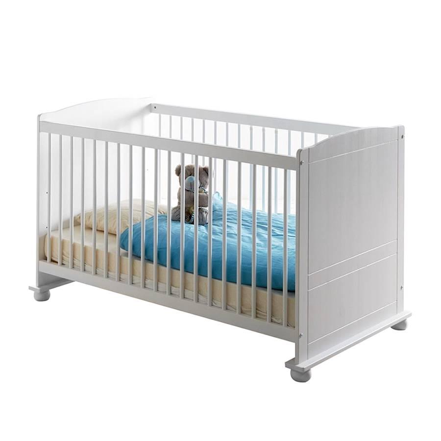 jetzt bei home24 babybett von ticaa home24. Black Bedroom Furniture Sets. Home Design Ideas
