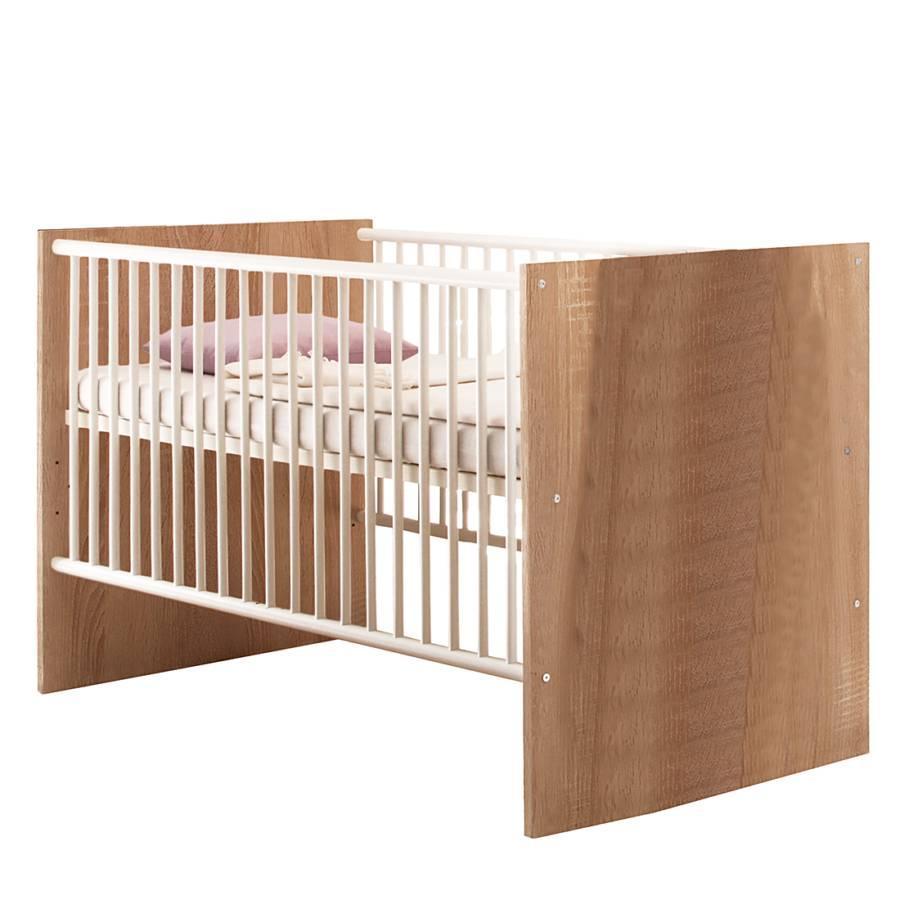 babybett jannis eiche s gerau dekor. Black Bedroom Furniture Sets. Home Design Ideas