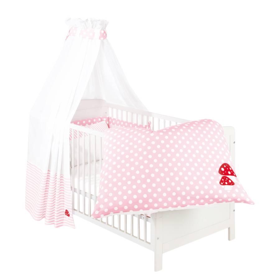 home24 parure de draps pinolino classique. Black Bedroom Furniture Sets. Home Design Ideas