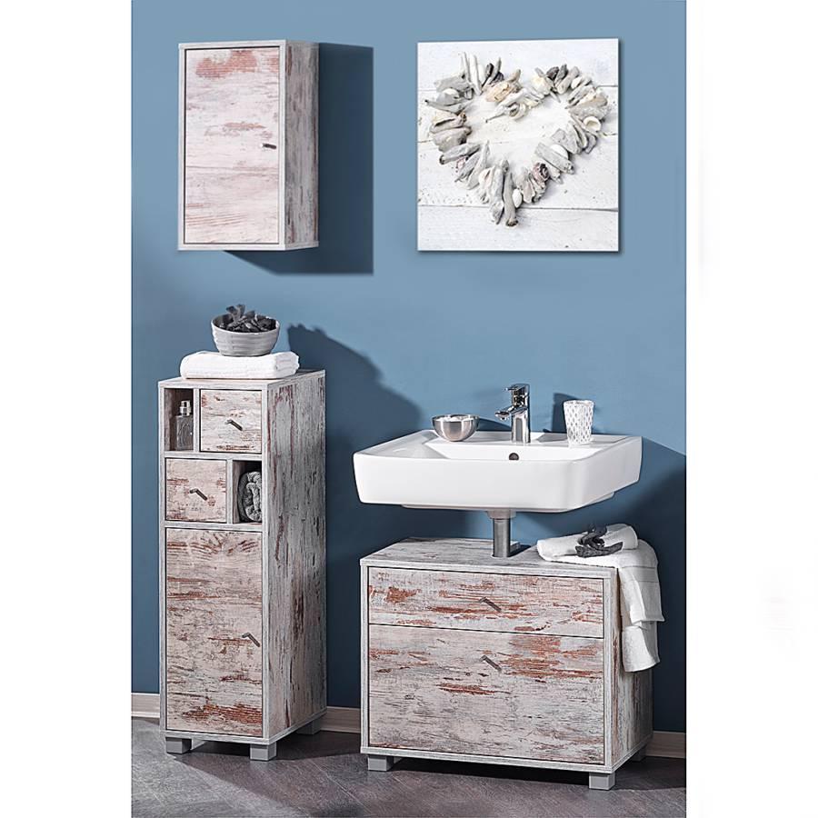 Ensemble de salle de bain verna i 3 l ments imitation for Elements salle de bain