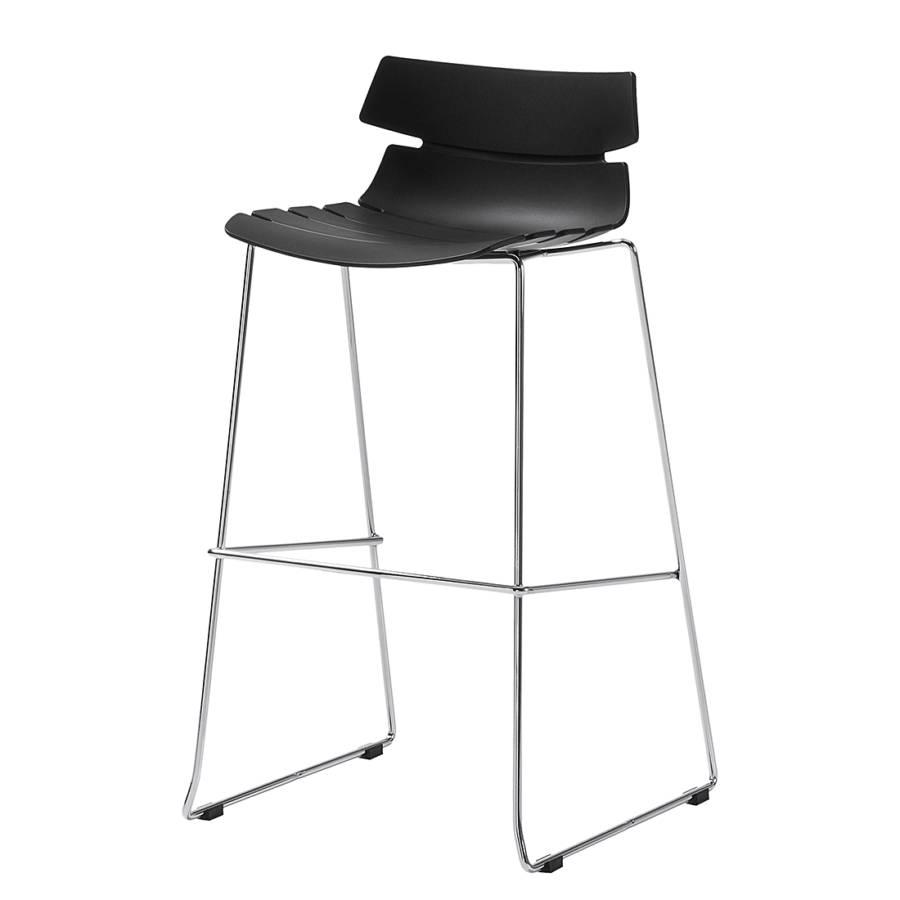 barhocker makalaya 2er set kunststoff edelstahl. Black Bedroom Furniture Sets. Home Design Ideas