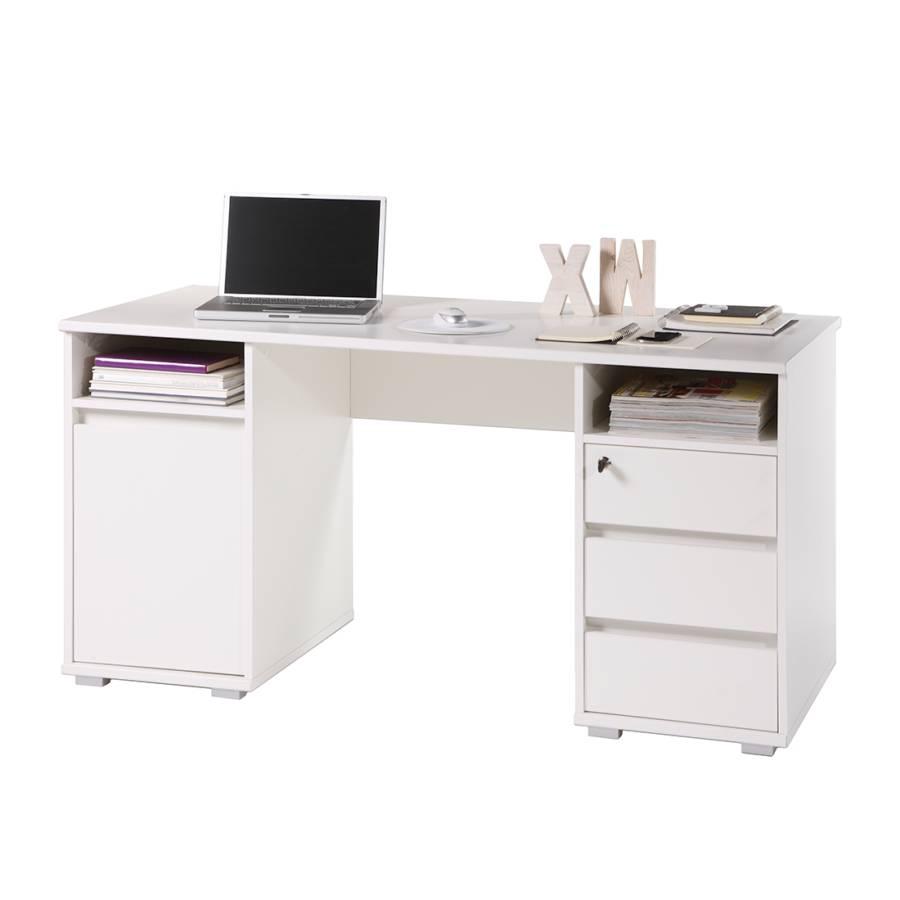 schreibtisch wilson ii home24. Black Bedroom Furniture Sets. Home Design Ideas