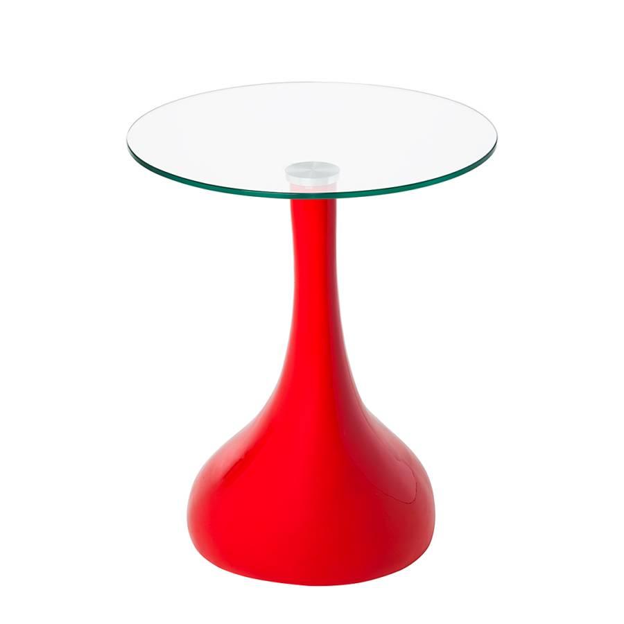 table d 39 appoint fly rouge. Black Bedroom Furniture Sets. Home Design Ideas