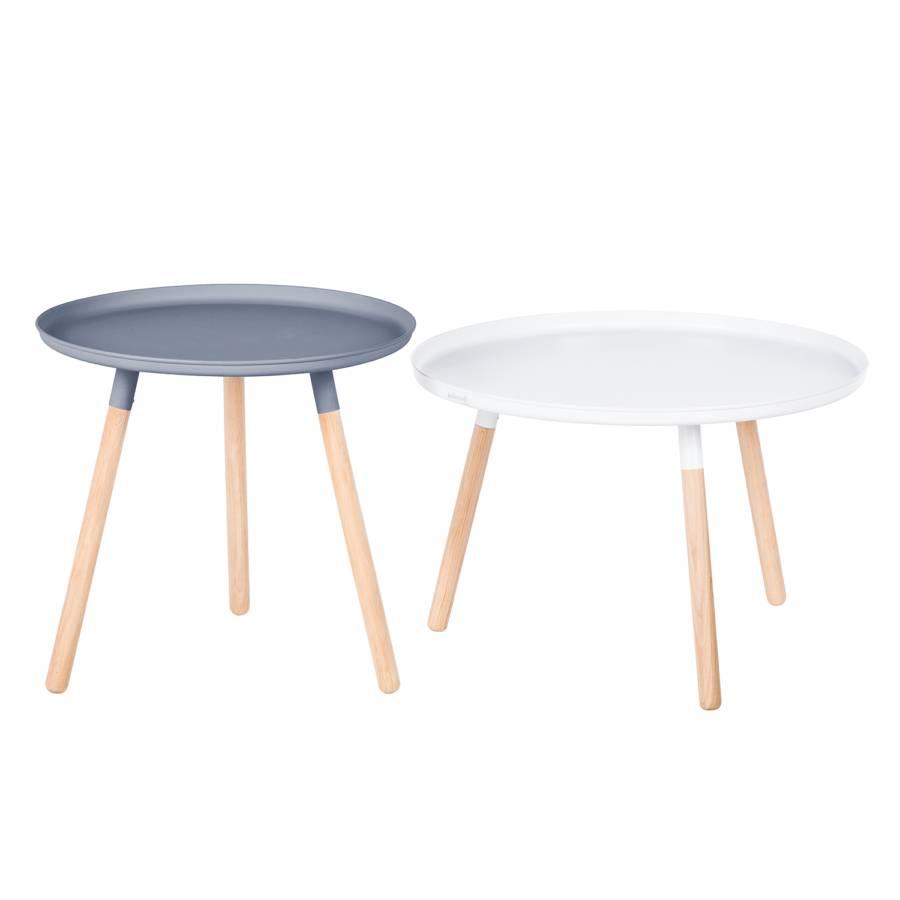 beistelltisch mika jetzt im g nstigen 2er set online. Black Bedroom Furniture Sets. Home Design Ideas