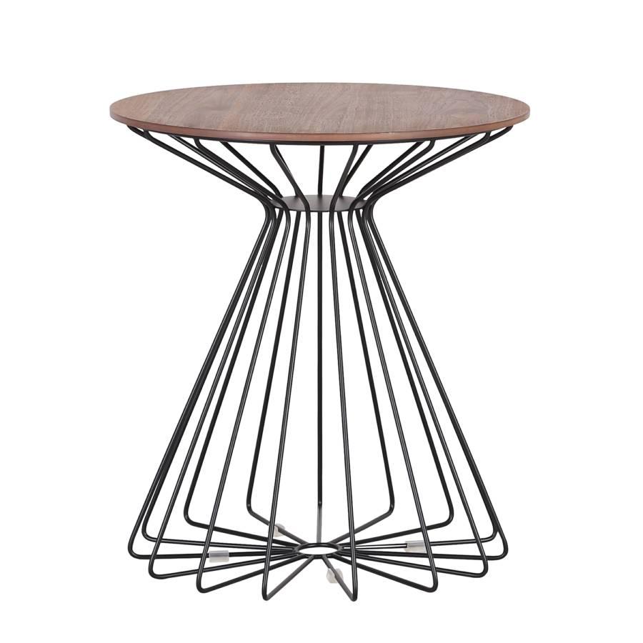 schmuckst ck beistelltisch wire von says who aus metall und holz home24. Black Bedroom Furniture Sets. Home Design Ideas