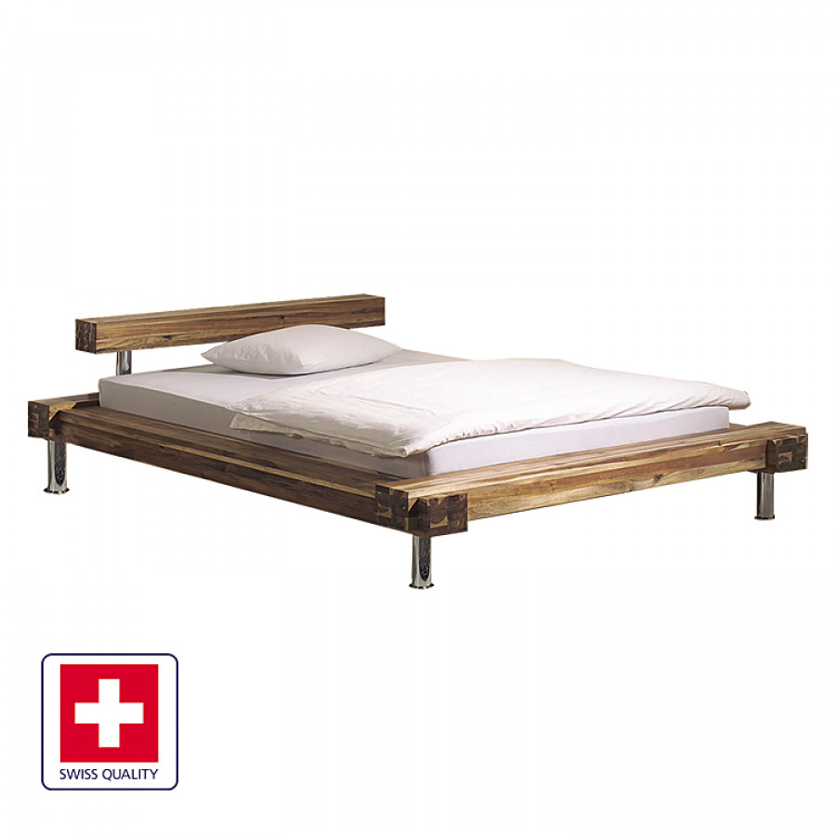 bett caracas home24. Black Bedroom Furniture Sets. Home Design Ideas