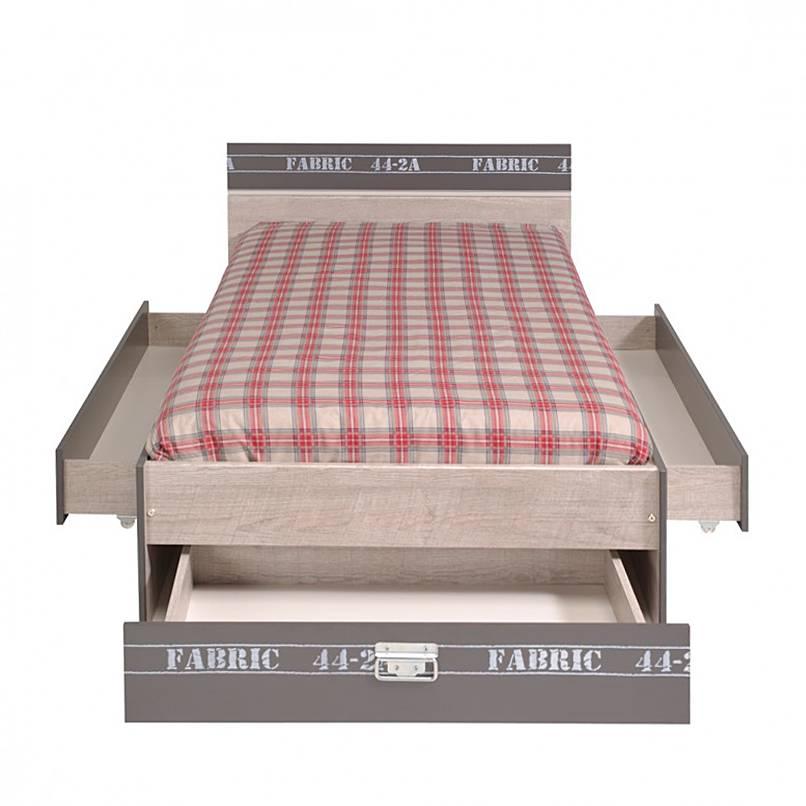 parisot meubles einzelbett f r ein klassisch modernes. Black Bedroom Furniture Sets. Home Design Ideas
