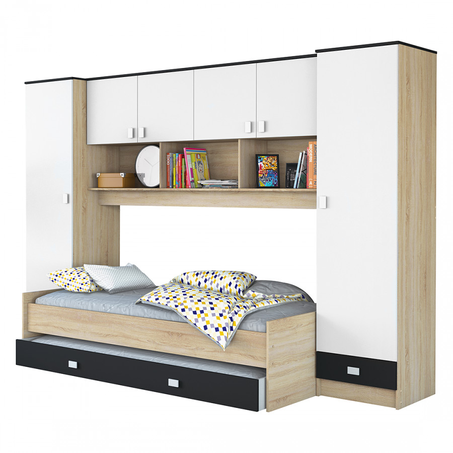 bett heidi. Black Bedroom Furniture Sets. Home Design Ideas