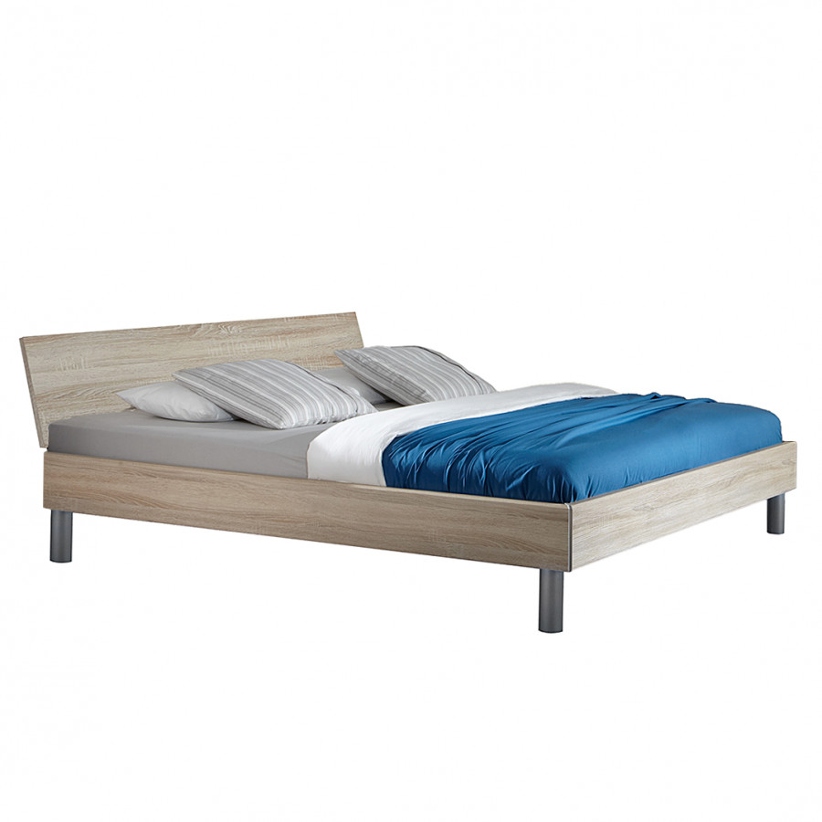 bett easy plus ii mit kopfteil 140 x 200cm home24. Black Bedroom Furniture Sets. Home Design Ideas