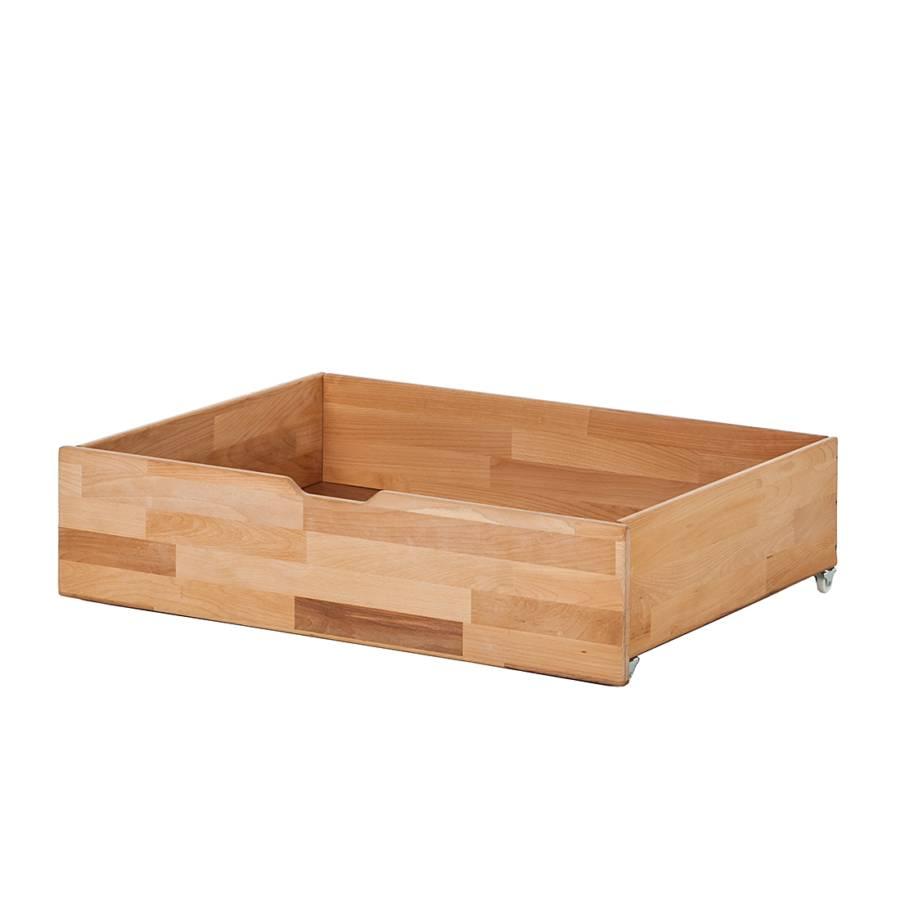 bettkasten areswood kernbuche massiv home24. Black Bedroom Furniture Sets. Home Design Ideas