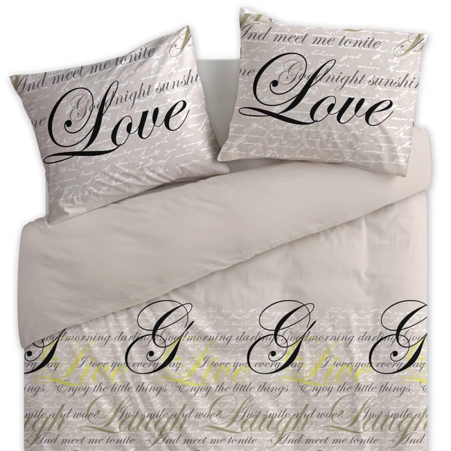 bettw sche loveday baumwolle home24. Black Bedroom Furniture Sets. Home Design Ideas