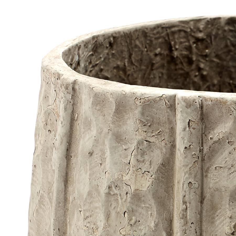 Blumentopfe aus beton angebote auf waterige for Blumentopf beton