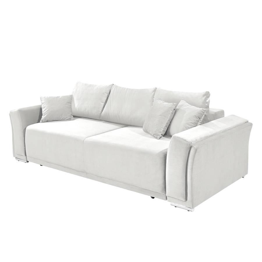 boxspring bigsofa callan mit schlaffunktion microfaser. Black Bedroom Furniture Sets. Home Design Ideas
