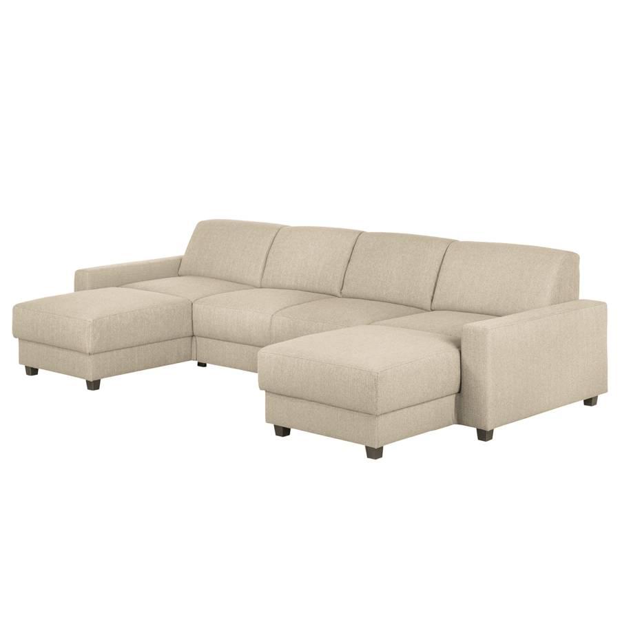 boxspring wohnlandschaft savaneta webstoff. Black Bedroom Furniture Sets. Home Design Ideas
