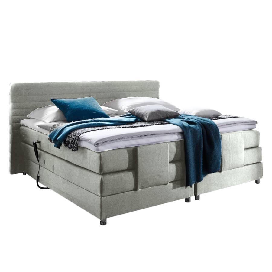 boxspringbett belaja mit elektromotor inklusive topper. Black Bedroom Furniture Sets. Home Design Ideas