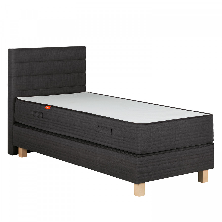 boxspringbett smood f r erholsamen schlaf und sch ne. Black Bedroom Furniture Sets. Home Design Ideas