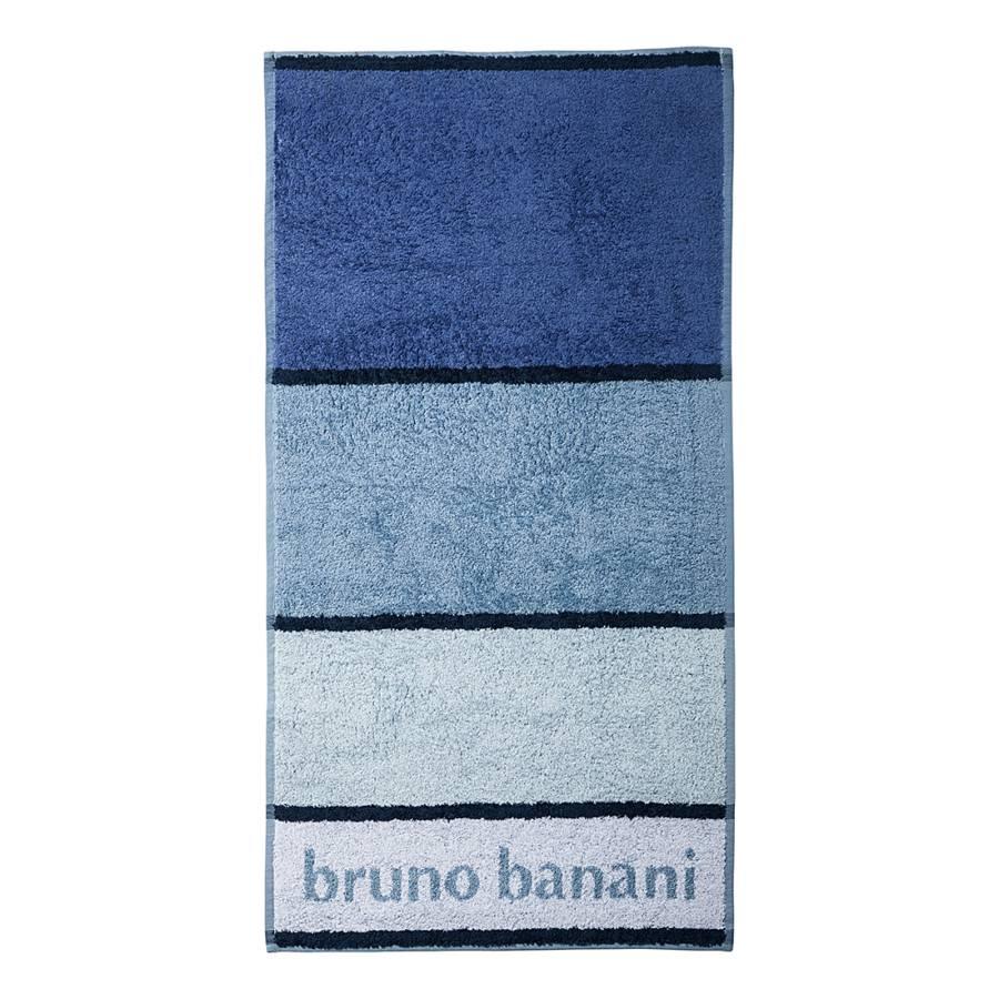 handtuch bruno banani blau home24. Black Bedroom Furniture Sets. Home Design Ideas