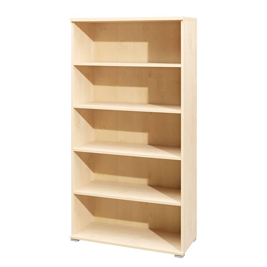 cs schmal b cherregal f r ein modernes zuhause home24. Black Bedroom Furniture Sets. Home Design Ideas