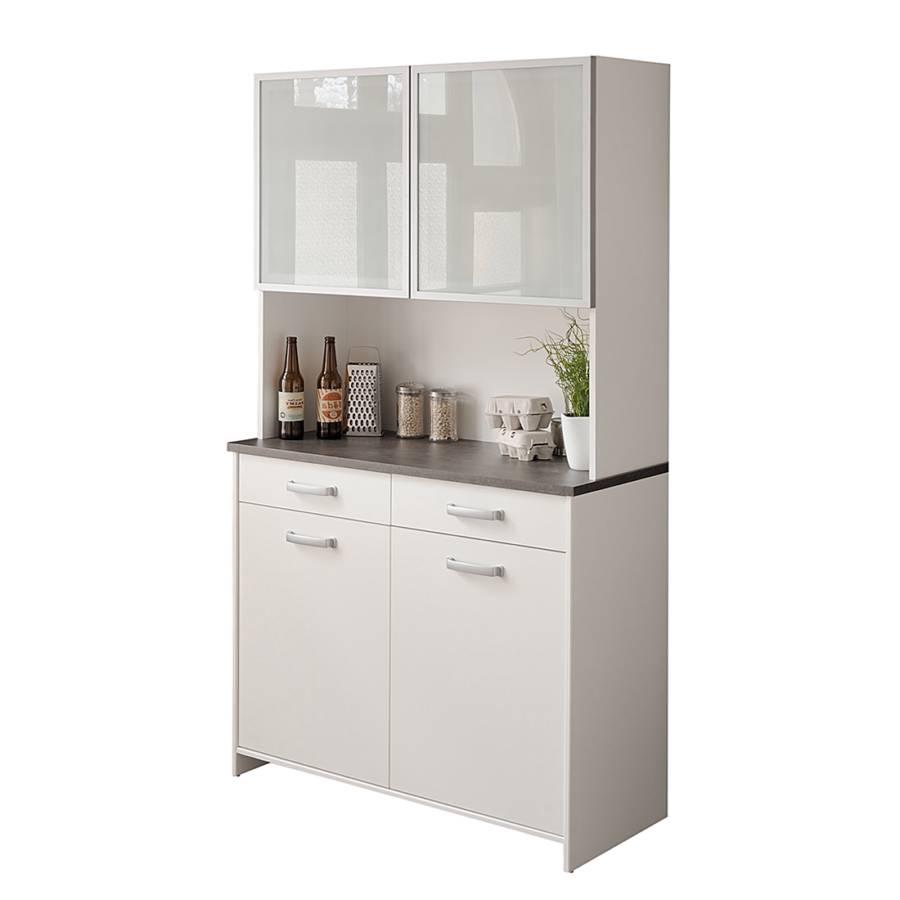 Jetzt bei home24 buffet von parisot meubles home24 for Meubles weiss