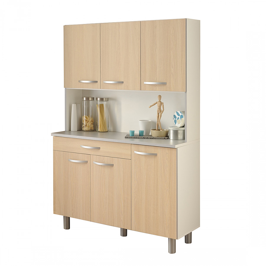 Buffet von parisot meubles bei home24 bestellen home24 for Meubles weiss