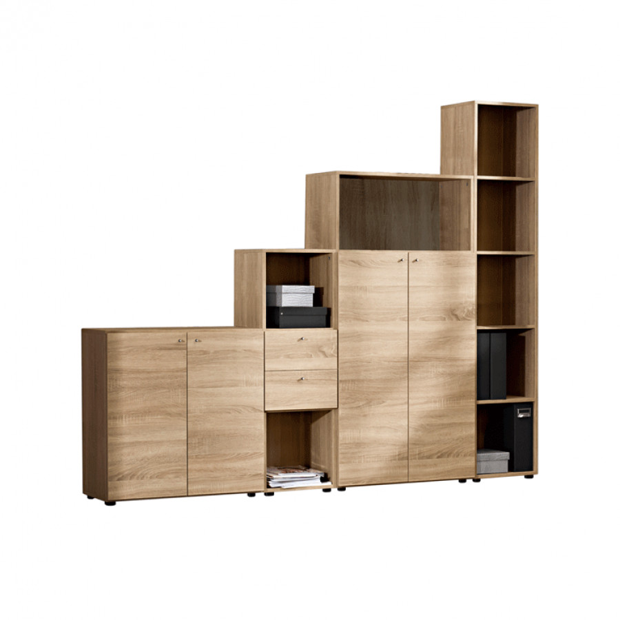 arte m aktenschrank f r ein modernes heim home24. Black Bedroom Furniture Sets. Home Design Ideas