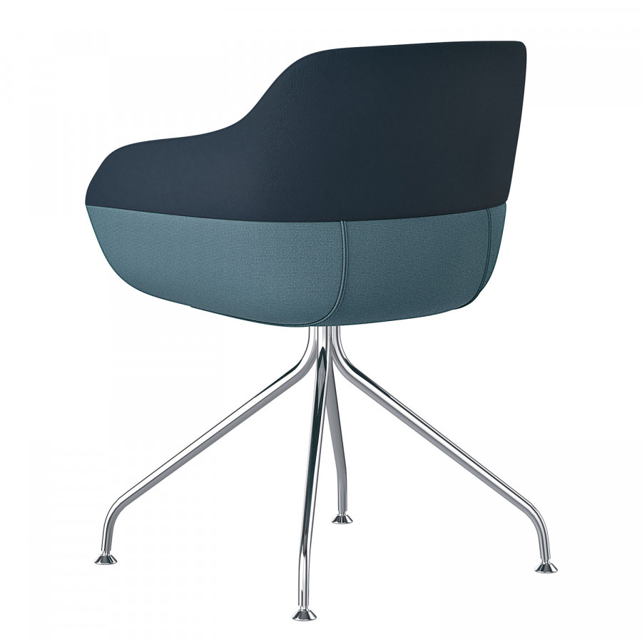 clubsessel crona mit sitzkissen home24. Black Bedroom Furniture Sets. Home Design Ideas