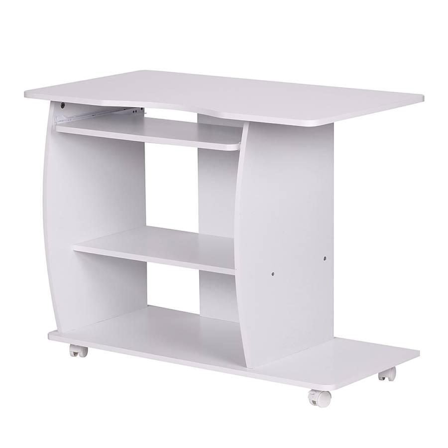 jetzt bei home24 computertisch von wohnling home24. Black Bedroom Furniture Sets. Home Design Ideas