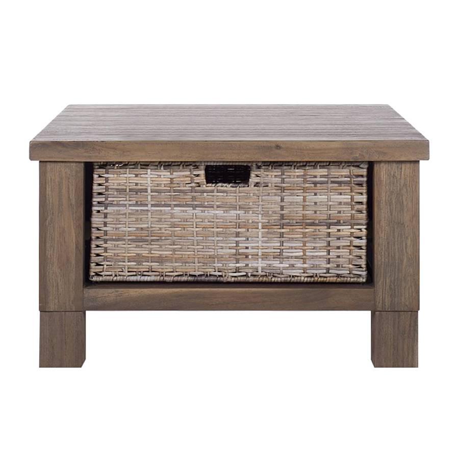 couchtisch deauville ii akazie teilmassiv home24. Black Bedroom Furniture Sets. Home Design Ideas