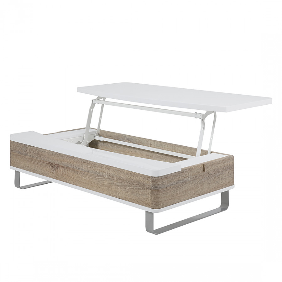 Installation climatisation gainable table basse reglable hauteur - Table basse hauteur reglable ...