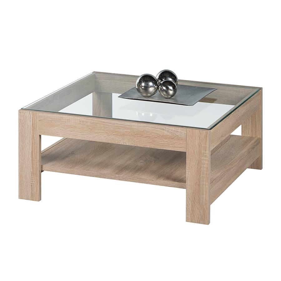 table basse taka imitation ch ne de sonoma. Black Bedroom Furniture Sets. Home Design Ideas