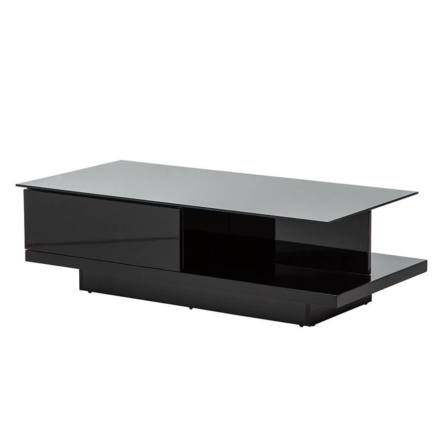 Table basse venus noire - Tables basses noires ...