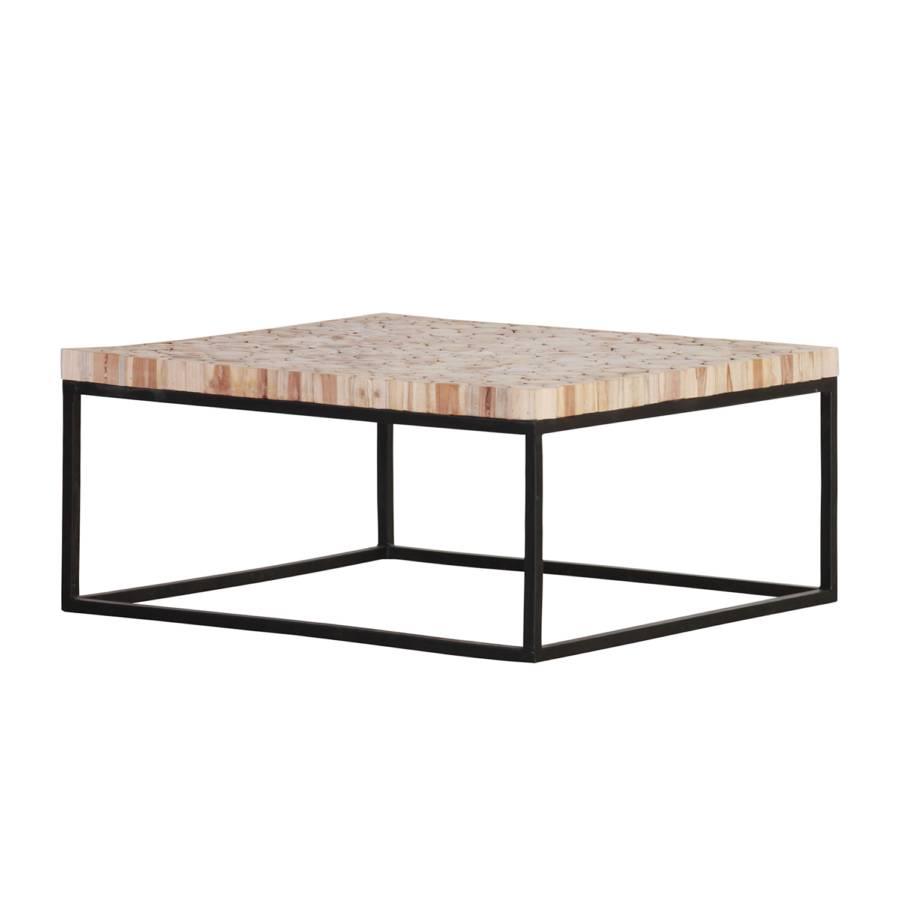 couchtisch wawona teak massiv home24. Black Bedroom Furniture Sets. Home Design Ideas