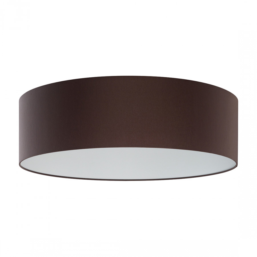 deckenleuchte 3 flg grau 60 cm rund shine loft home24. Black Bedroom Furniture Sets. Home Design Ideas