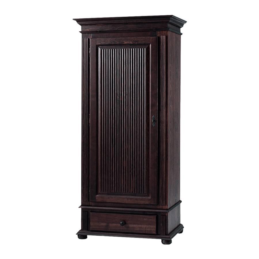 meuble d 39 entr e friedrich i bois massif style colonial. Black Bedroom Furniture Sets. Home Design Ideas