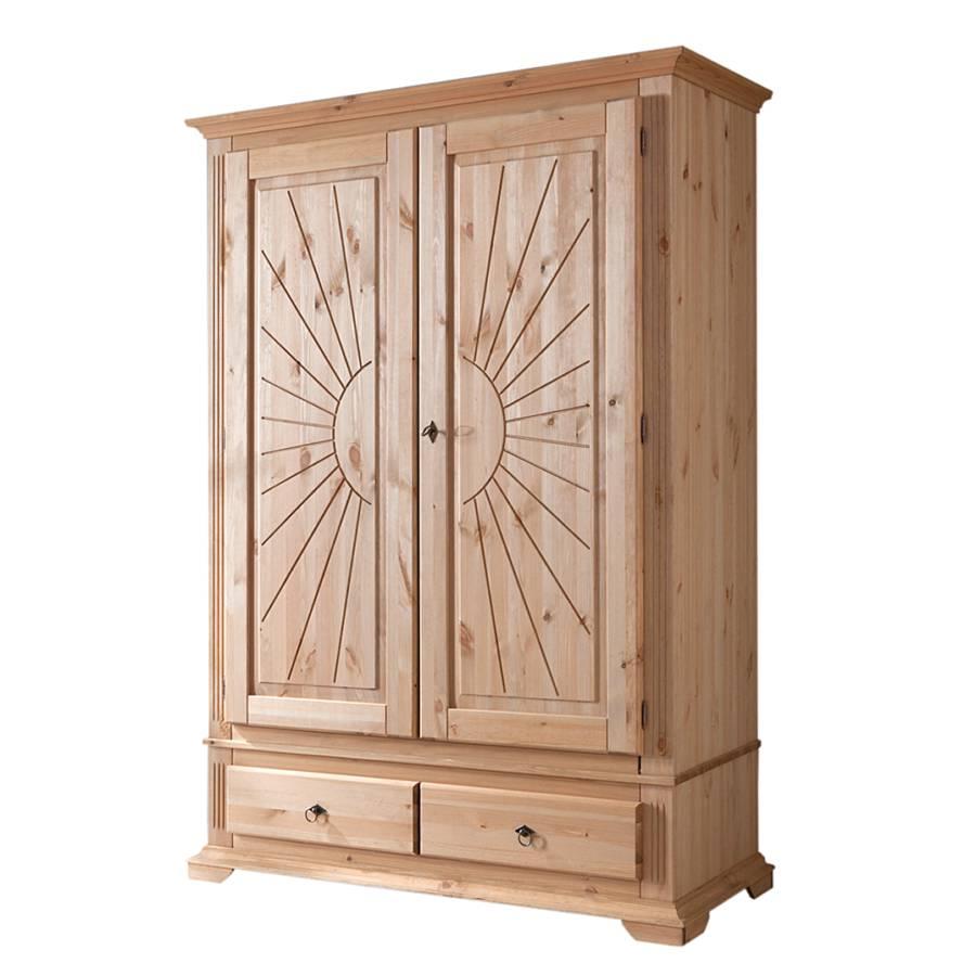 jetzt bei home24 garderobenschrank von landhaus classic. Black Bedroom Furniture Sets. Home Design Ideas