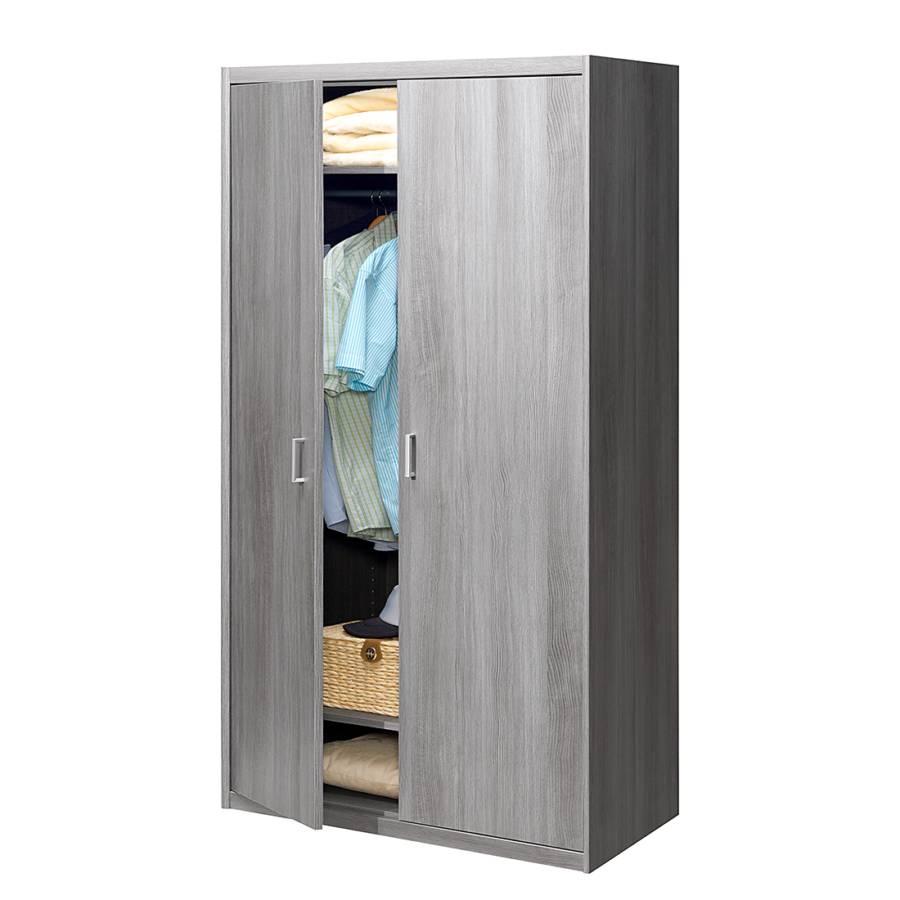 cs schmal garderobenschrank f r ein klassisches heim home24. Black Bedroom Furniture Sets. Home Design Ideas