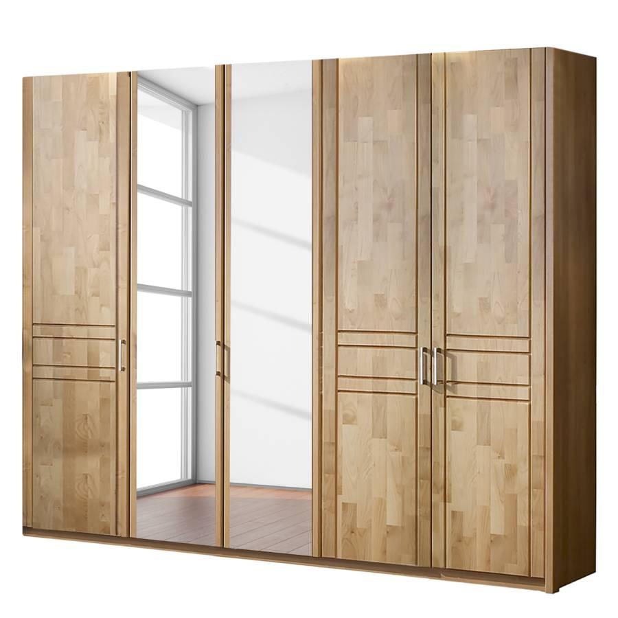 armoire portes battantes wien aulne partellement massif. Black Bedroom Furniture Sets. Home Design Ideas