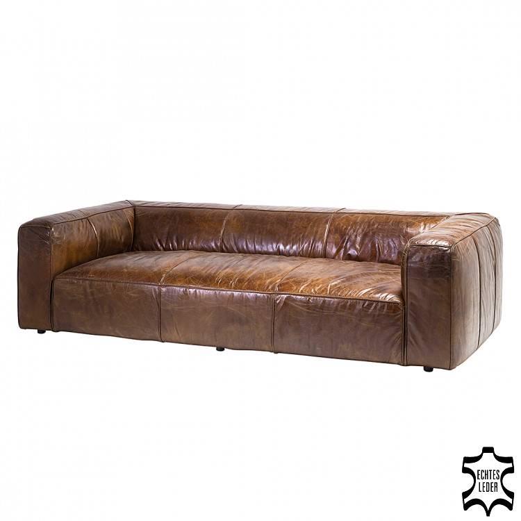Jetzt bei home24 einzelsofa von kare design home24 for Echtleder sofa