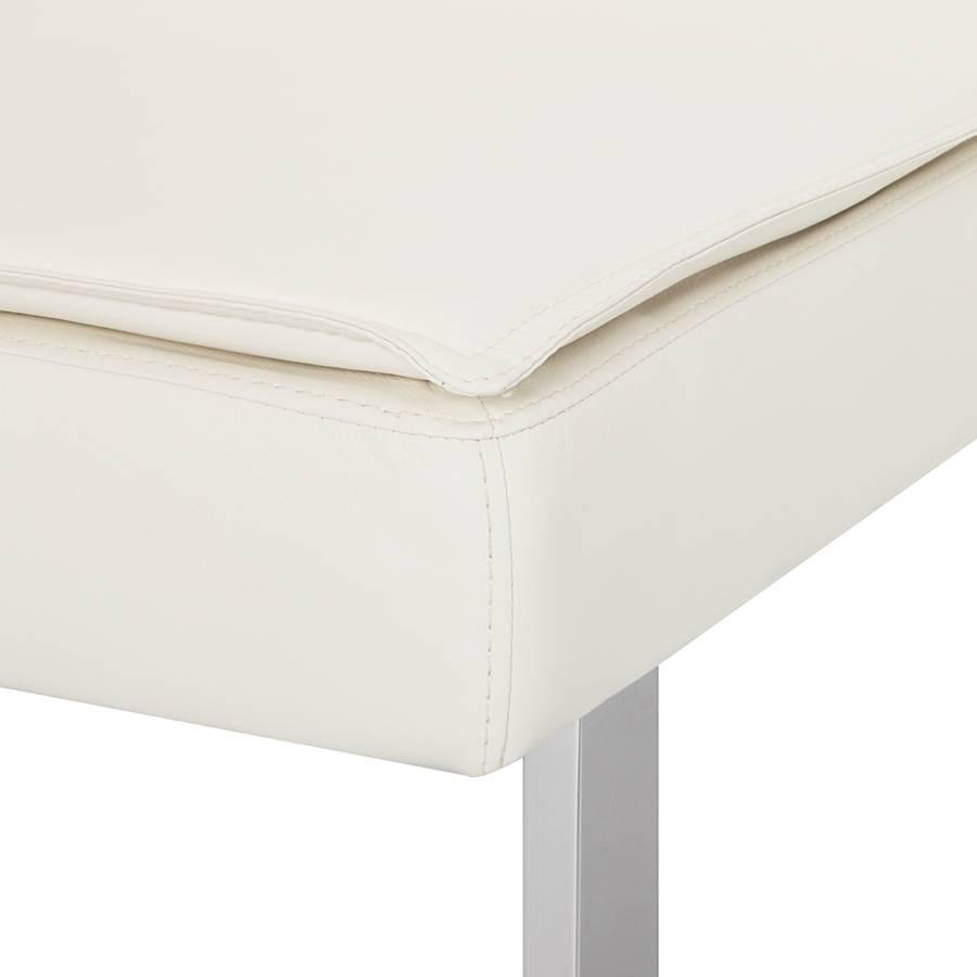 eckbank royalty kunstleder wei home24. Black Bedroom Furniture Sets. Home Design Ideas