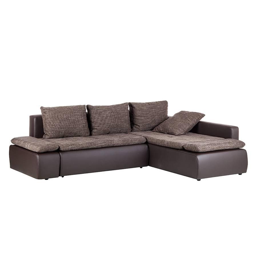 Sofa von home design bei home24 kaufen home24 for Ecksofa schlaffunktion bettkasten